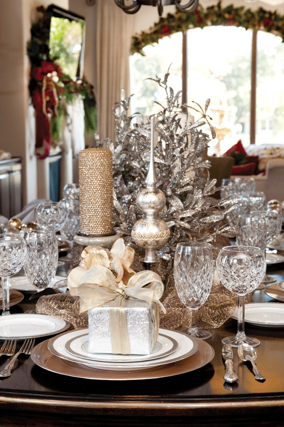 Christmas Tablescapes | The Everyday Hostess