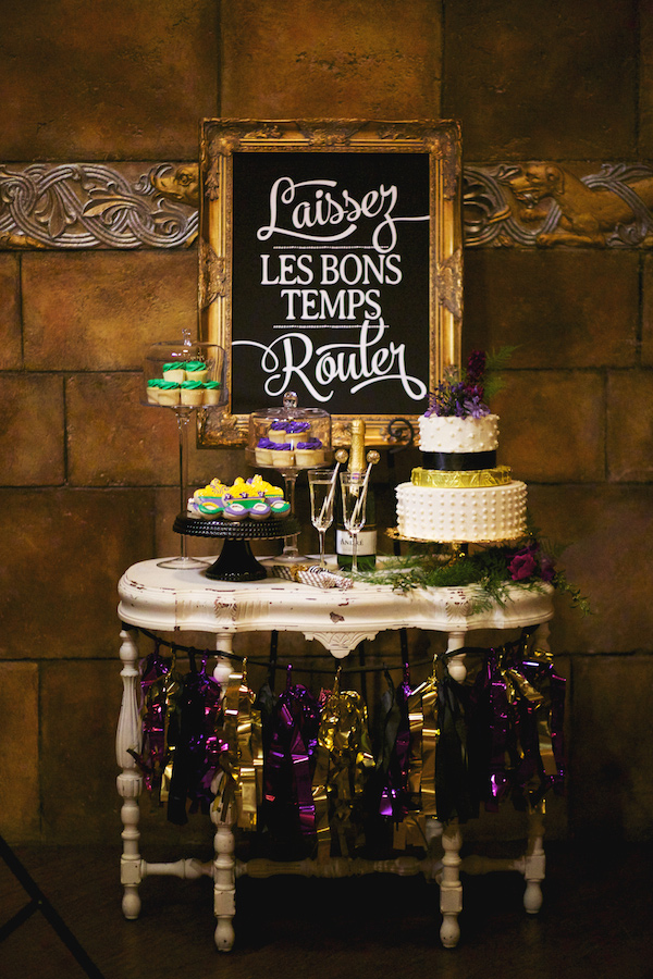 Mardi Gras Tablescapes The Everyday Hostess