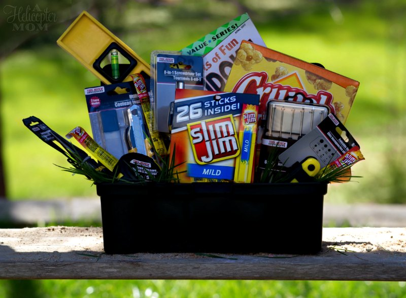 Easter basket for him the everyday hostess negle Choice Image