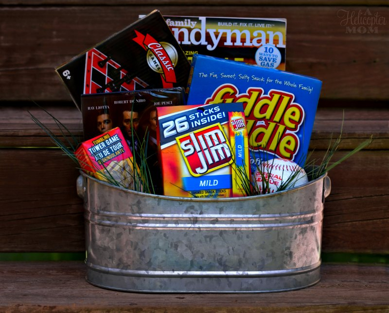 Easter basket for him the everyday hostess negle Images