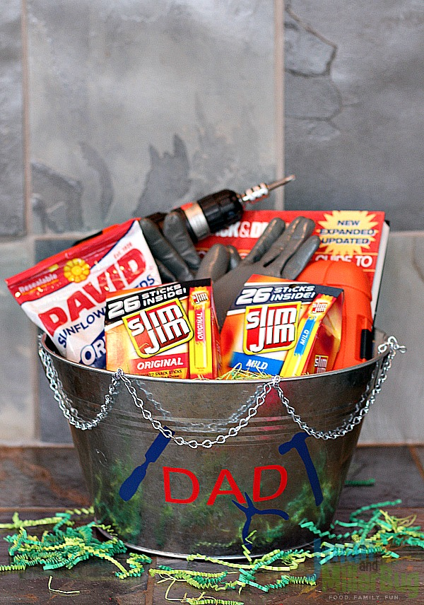 Easter basket for him the everyday hostess negle Gallery